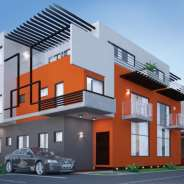 4 bedrooms luxury houses for sale